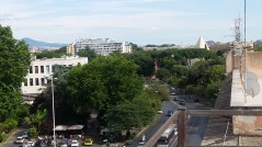 View from the top of my apartment