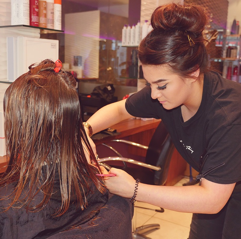 Hairdressing Edinburgh
