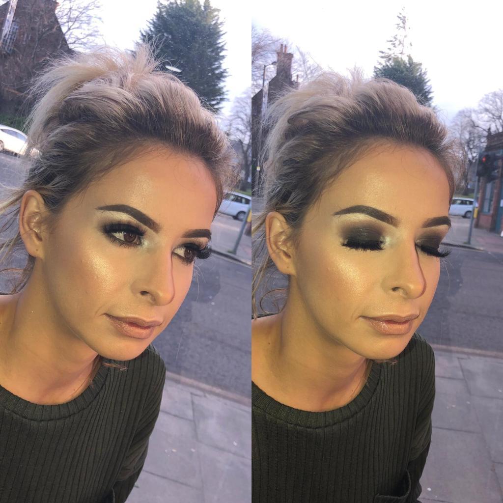 Make up Edinburgh