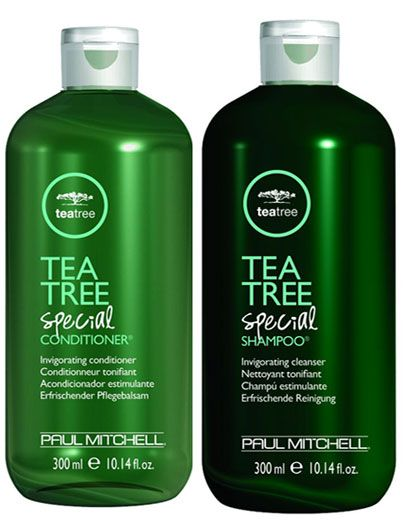 Paul Mitchel Tea Tree Shampoo and Conditioner