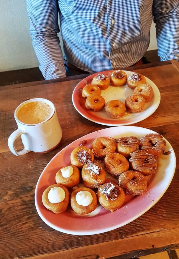pips doughnuts birthday Portland pdxeats