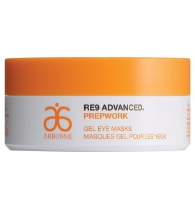 Current Beauty Faves - Arbonne Eye Gel Masks - Danielle Comer Blog