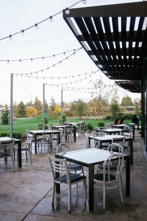 Line and Lure patio - Danielle Comer Blog