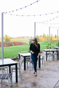 Line and Lure patio vibes - Danielle Comer Blog