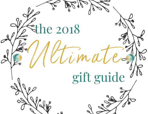 The 2018 Ultimate Gift Guide - Danielle Comer Blog