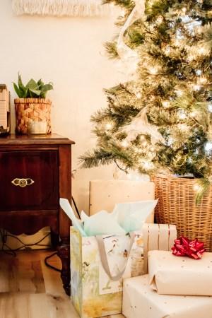cozy winter decor target hearth and hand christmas tree - Danielle Comer Blog.jpg