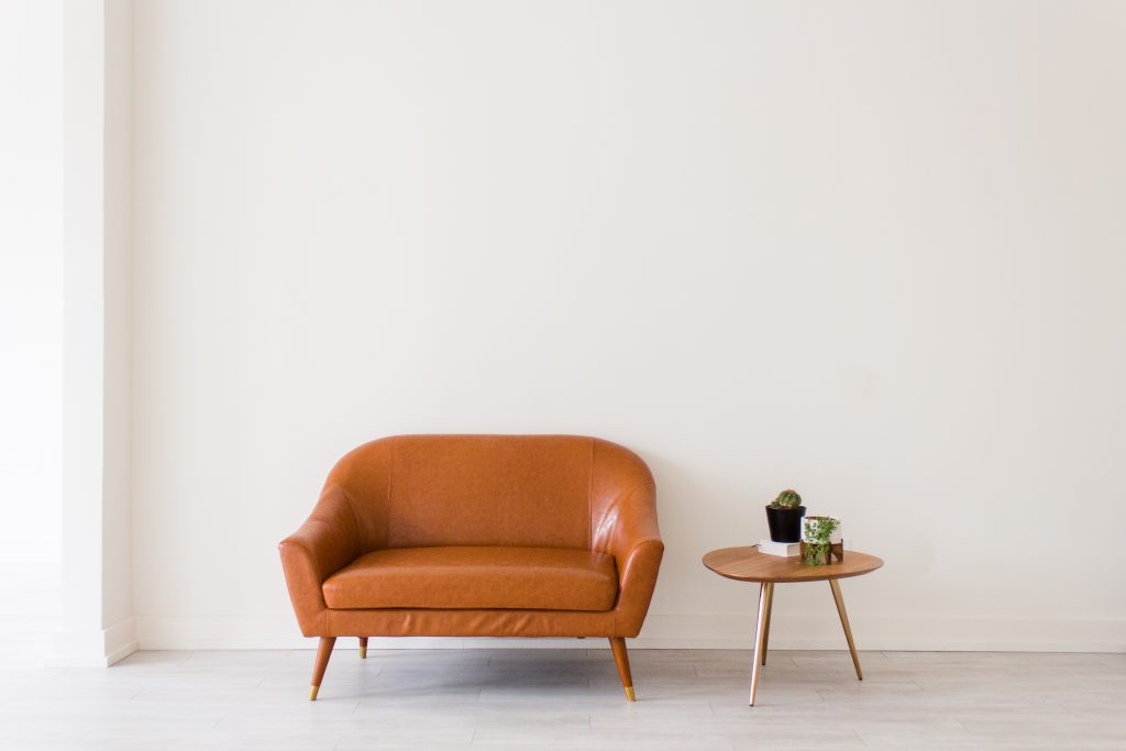 The Gray Lab Couch - Danielle Comer
