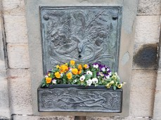 The Witches' Well - commemorating those executed for witchcraft in the 1500s and 1600s