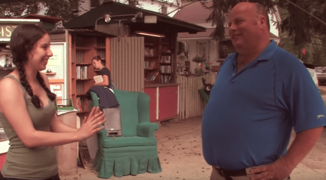 Book Barn Reality Series