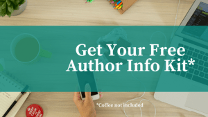 Author Info Kit Invite Banner