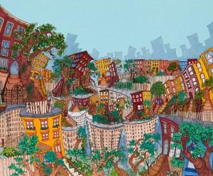 Village by Jaclyn Perrone