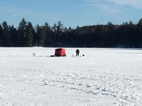 What do quilters and ice-fishermen have in common?..
