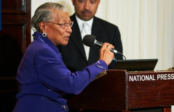 Interview: Rape of Recy Taylor was a catalyst for Montgomery Bus Boycott of 1955