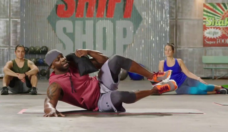 It's Time for a SHIFT in Your Fitness, It's Time for Shift Shop