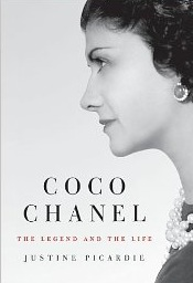 book review coco chanel legend life justine picardie