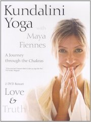 maya fiennes journey through the chakras dvd set 4 5 love truth