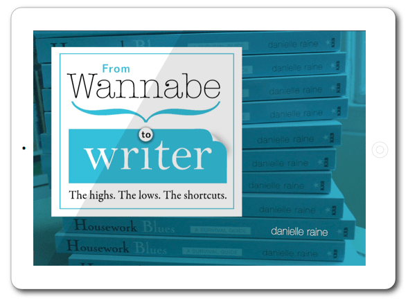 wannabe writer ipad