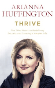 arianne huffington thrive