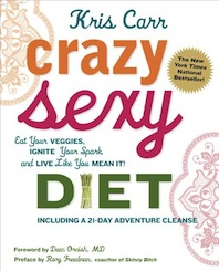kris carr crazy sexy diet book