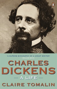 Charles Dickens Claire Tomalin