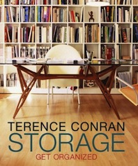 storage get organised terence conran book review