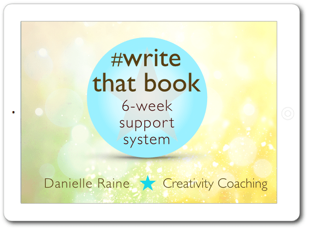 write that book coaching 6 week