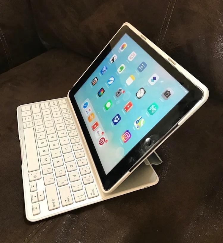 ipad air 2 Belkin keyboard case