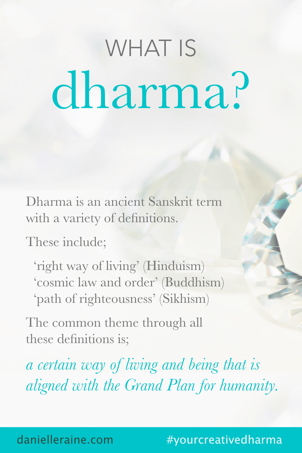 what is dharma blog post definition sanskrit word