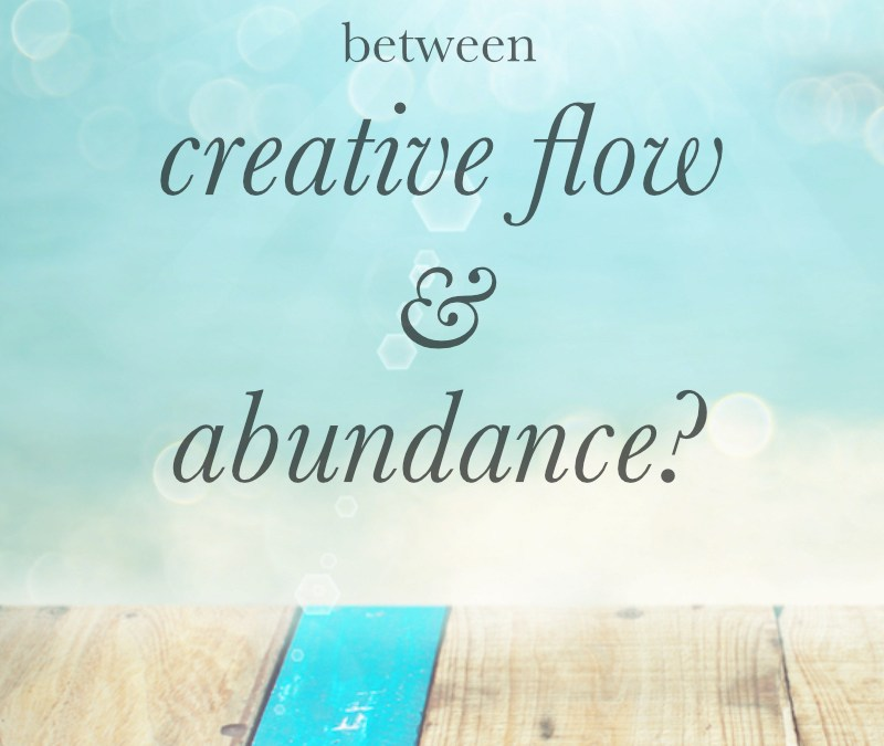 Rhoda Jordan Shapiro Abundance Challenge – Day 5: Creative expression