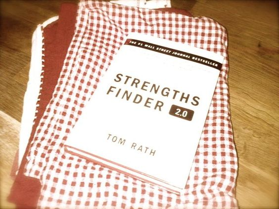 strengthsfinder 2.0 book tom rath danielle raine creativity blog