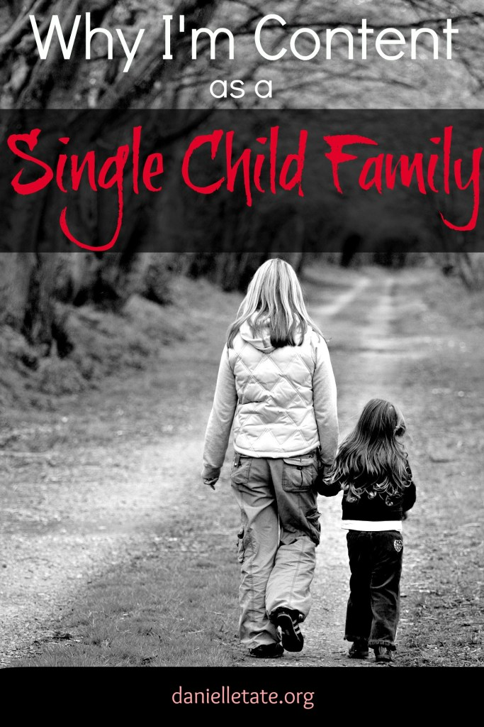 We are a single child family and guess what, it is ok!