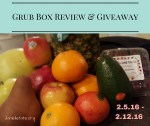 Grub Box Review & Giveaway