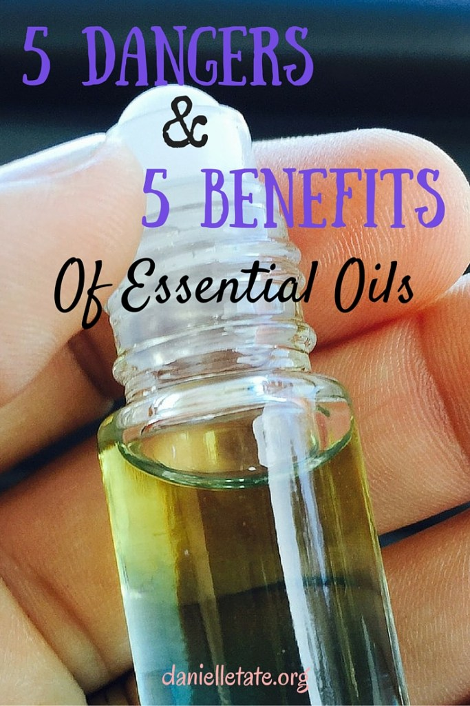 Benfits and Dangers of Essential OIls