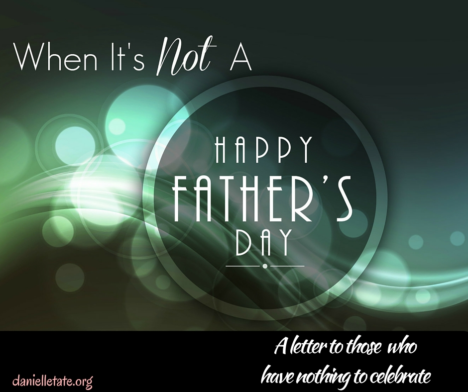 father day nothing to celebrate