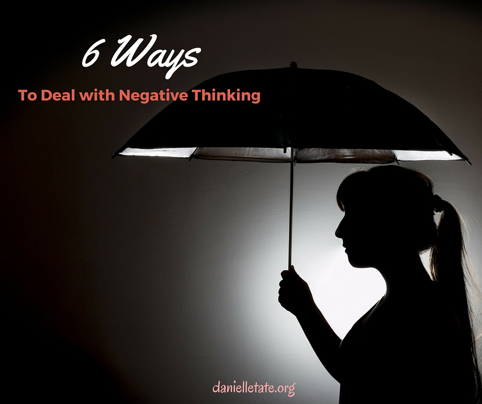 Overcoming negative thoughts