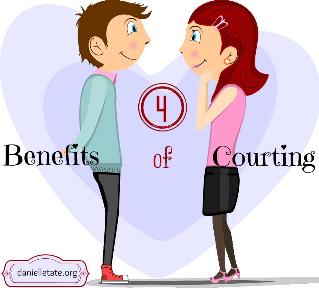 benefits of courting