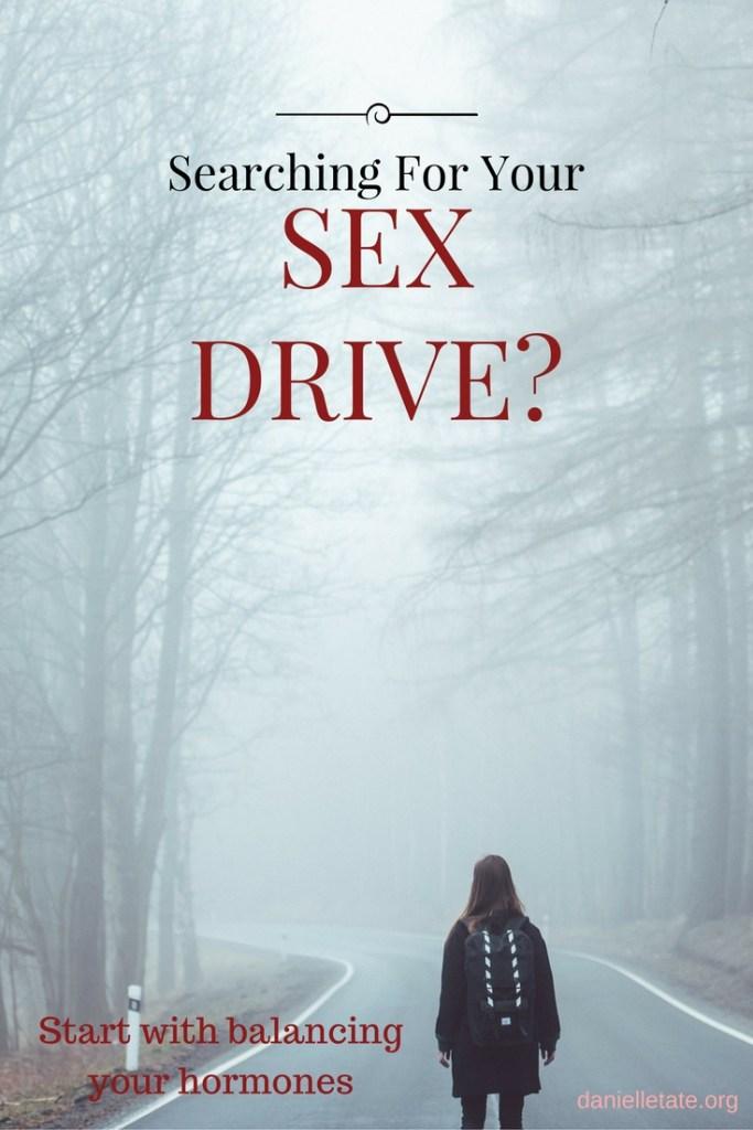 lost sex drive