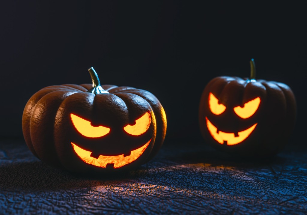Can carving pumpkins be a spiritual lesson for kids?