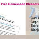 4 Simple Homemade Cleaners