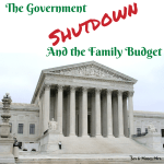 Government shutdown sudden income loss