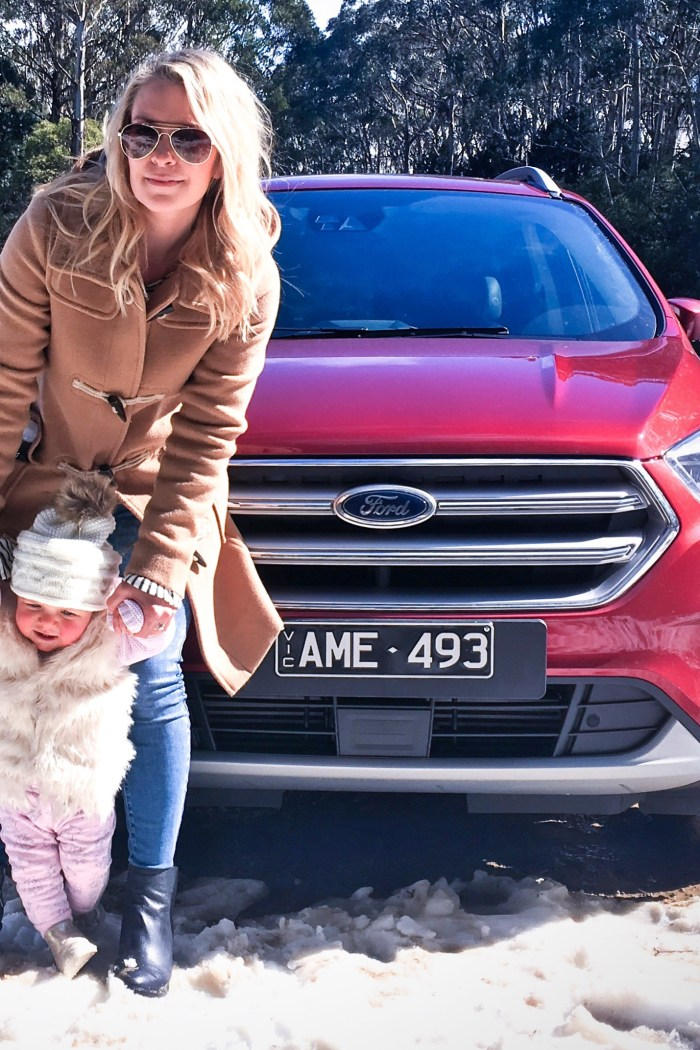 Great Escape with Ford Australia