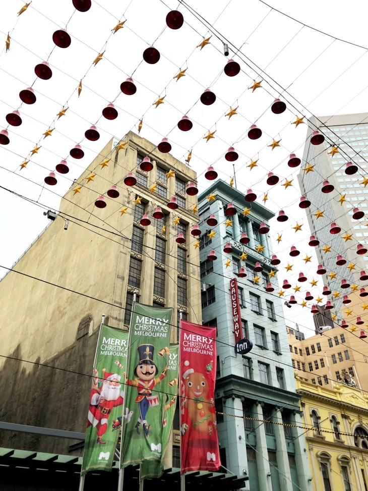 november roundup bourke street mall christmas time in the city motherhood lifestyle blogger