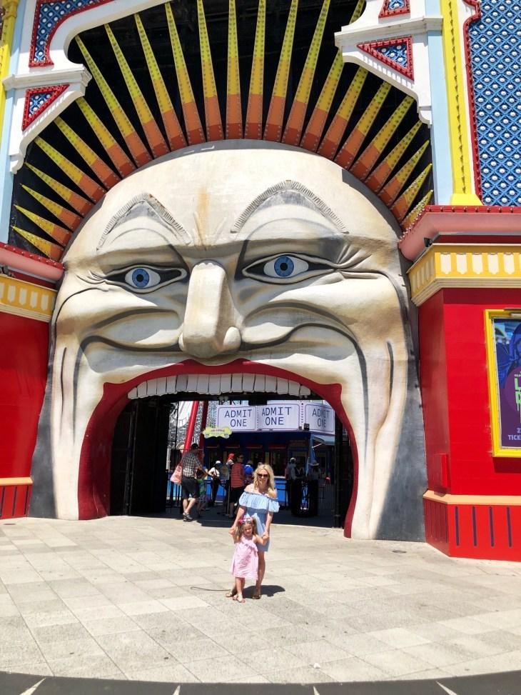 november roundup luna park melbourne kids activities visit victoria motherhood lifestyle blogger