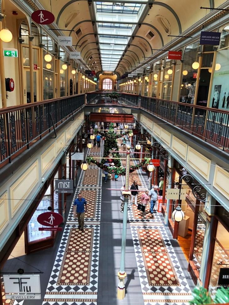 November roundup adelaide arcade christmas time summer kids in adelaide visit south australia