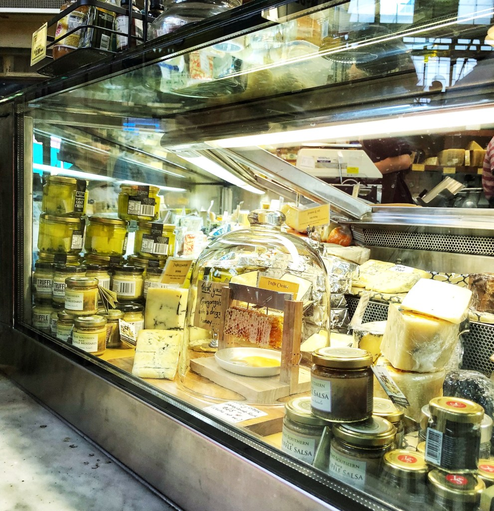 ultimate foodie tour queen victoria market dairy produce hall cheese the epicurean melbourne lifestyle blogger danielle vella to do in victoria