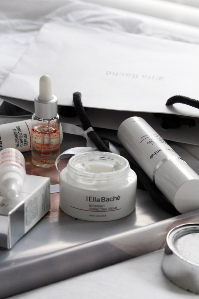 Ella Baché new NeoBright Range - say goodbye to uneven skin tone