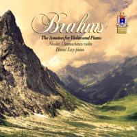 BRAHMS SONATAS FOR VIOLIN & PIANO