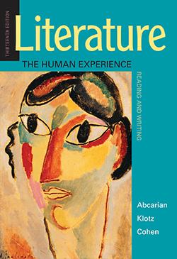 Literature: Human Experience | LIT-100 SNHU