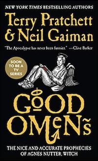 Good Omens, Neil Gaiman & Terry Pratchett | Daniel M. Clark