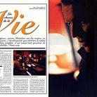 Benabar dans le magazine Rolling Stone